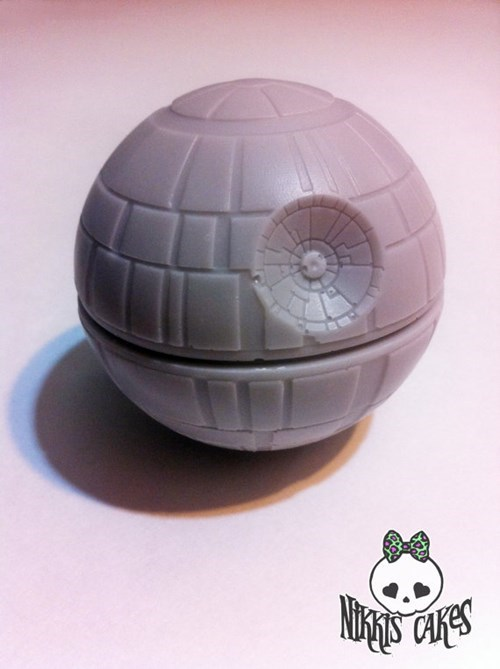 This Death Star Is Made Entirely Out of Chocolate
