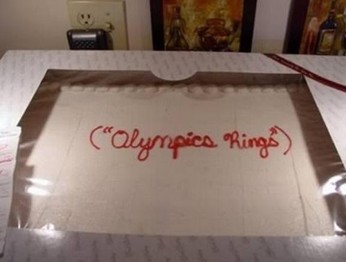 Still Better Than the Actual Olympic Ring Debacle