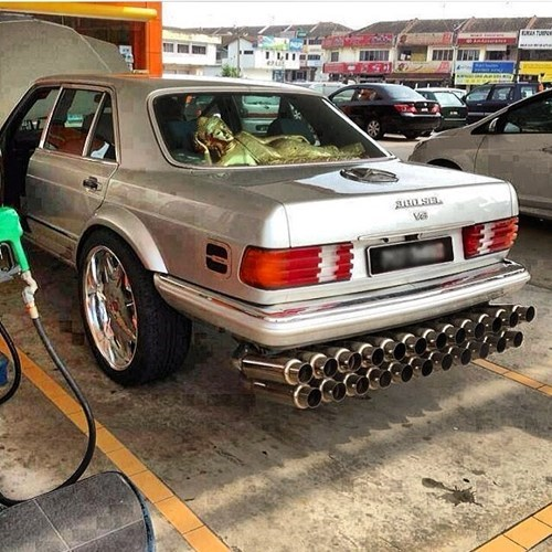 More Exhaust = MORE HORSEPOWER
