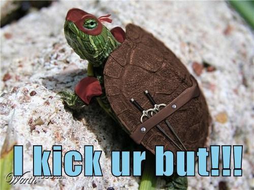 I kick ur but!!!