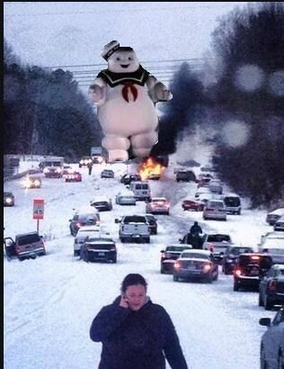 I jacked this off the interwebs, this is what happened here in NC!!