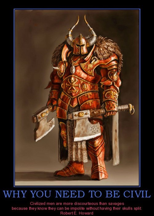 barbarian,civility,quote,funny