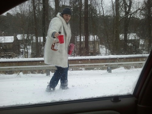 random act of kindness,alcohol,snow,winter,g rated,win