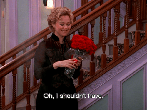 sabrina the teenage witch,Movies and TV,flowers,love,Valentines day