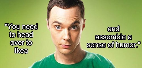Sheldon Says