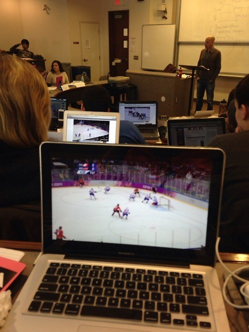 This is What Canadian Classrooms Worldwide Look Like
