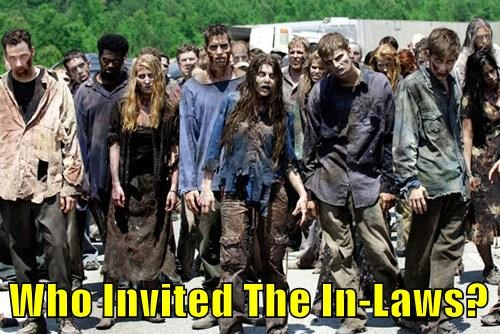 Who Invited The In-Laws?