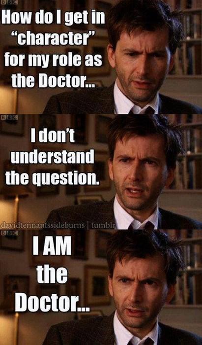 acting,David Tennant,10th doctor