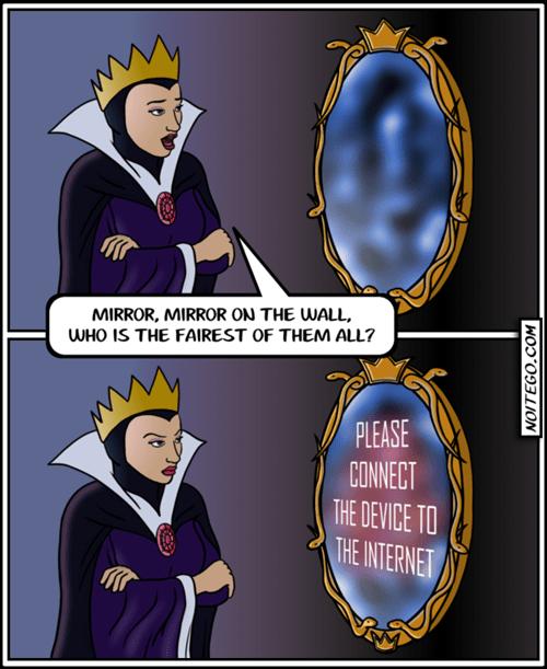 magic,mirror mirror,internet,snow white