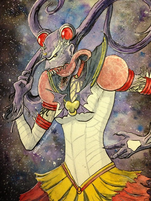 anime,cartoons,Venom,sailor moon