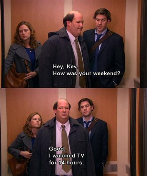 monday thru friday,elevator,the office,work,Awkward