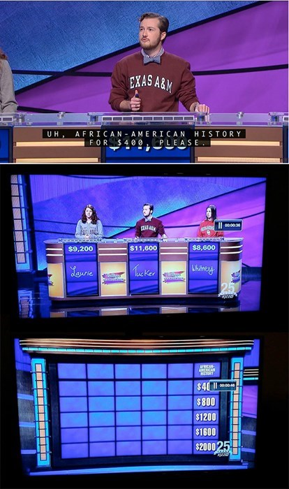 "In One Picture, the Whitest and Most Awkward Moment of ""Jeopardy!"" Ever"