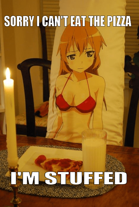 Dakimakura Are Terrible on Dates