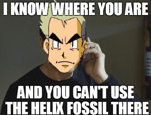 taken,professor oak,Memes