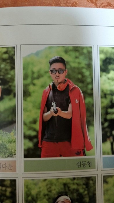 There's a High School in South Korea Where Anything Goes When It Comes to Yearbook Photos
