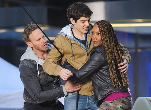Movie News of the Day: Sharknado 2 Shoot is Painfully Hilarious