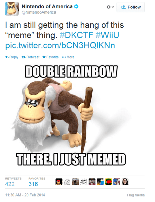 donkey kong,video games,twitter