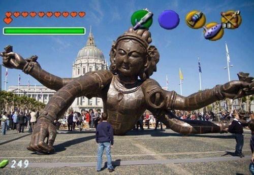 boss battles,legend of zelda,ocarina of time,video games