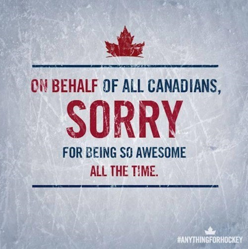 Canada Isn't Even Good at Trashtalking