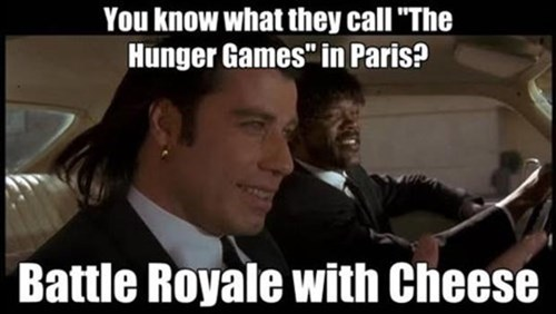 hunger games,movies,quotes,pulp fiction
