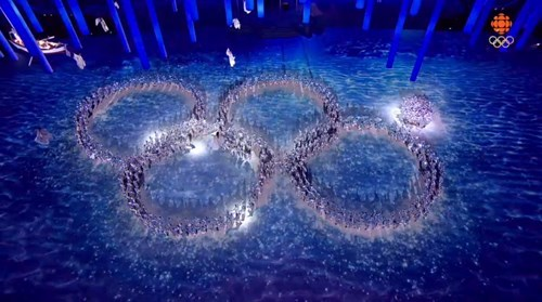 Russia Showed a Sense of Humor During the Closing Ceremonies