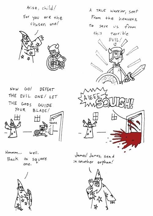 fantasy,warriors,web comics