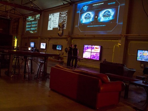 The Folsom Street Foundry in San Francisco is Introducing Video Game Night Every Tuesday
