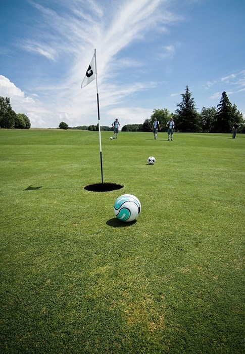 New-School Sport of the Day: FootGolf is a Thing We Need to See More of in the Future