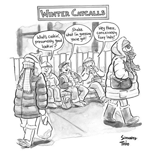 Winter Catcalls