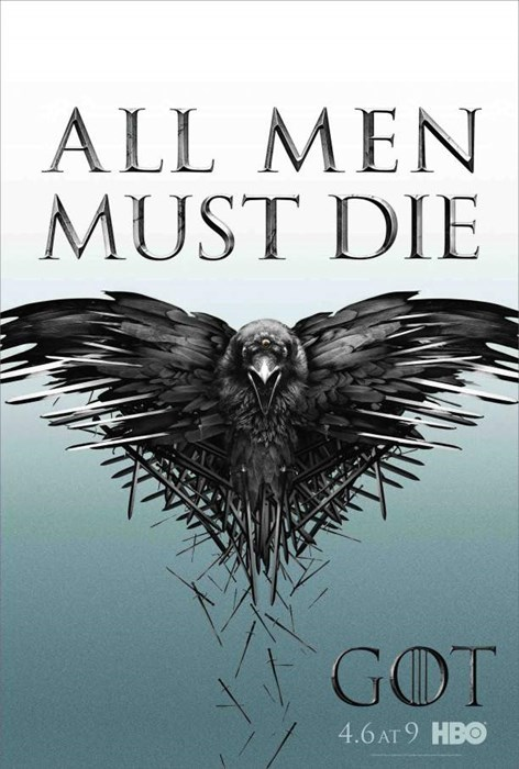 All Men Must Look at This New Game of Thrones Poster