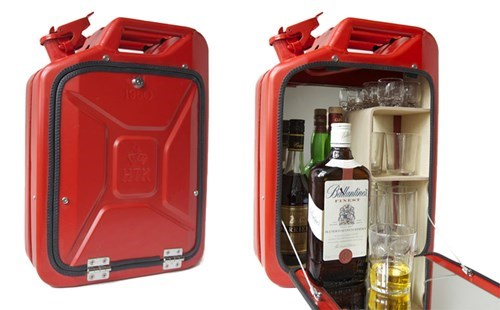 The Bar in a Jerry Can!