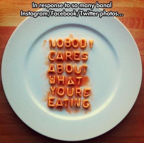 This Alphabet Soup, on the Other Hand...
