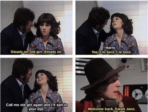 Sarah Jane Smith Problems