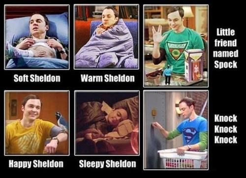 Do the Sheldon Cooper