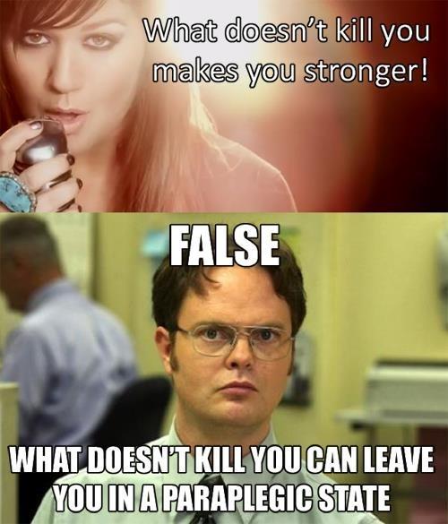 Yeah...Helpful as Usual, Dwight...