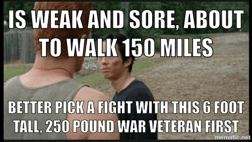 Glenn's Logic is Flawless