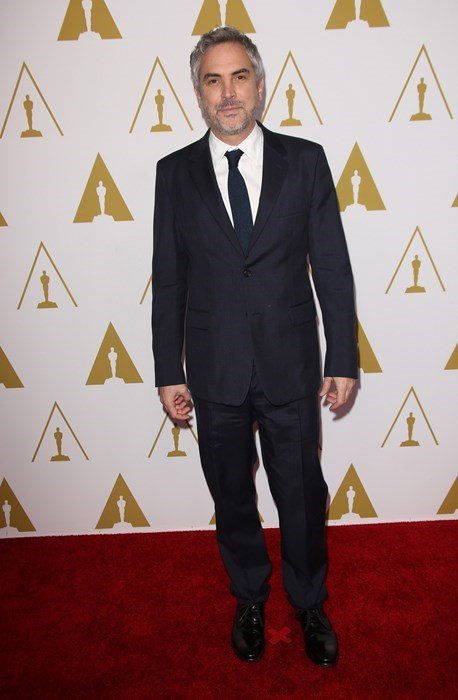 Alfonso Cuaron Wins Best Director for 'Gravity'