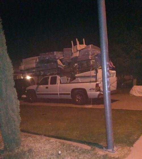 moving,oversize load,trucks