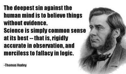 Good Ol' Thomas Huxley