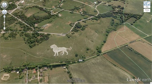 30 Awesome Finds on Google Earth
