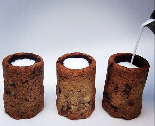 Snack of the Day: Milk and Cookie Shots