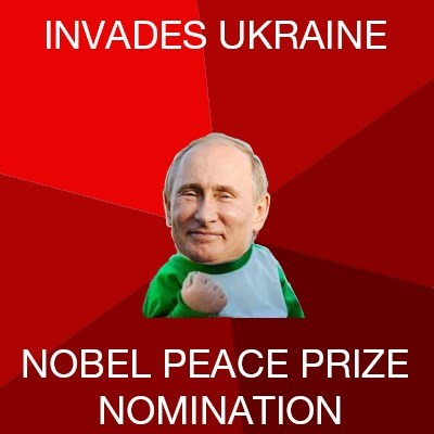 russia,success comrade,success kid,ukraine,Vladimir Putin