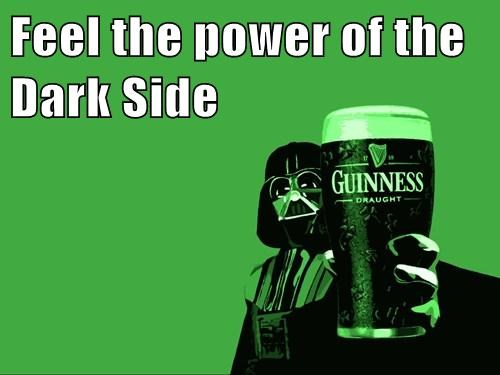 Feel the power of the Dark Side