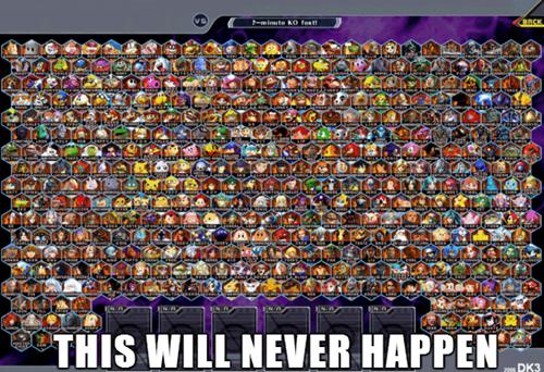 Delusional Smash Fans...