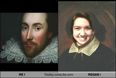ME ! Totally Looks Like MEGAN !