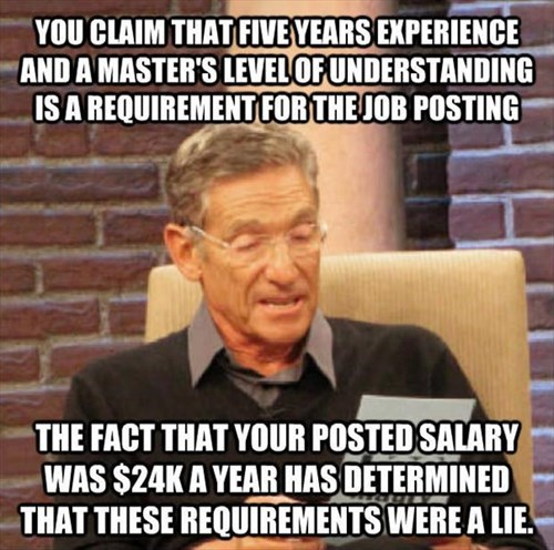 How Am I Supposed to Get Experience if ALL Jobs Require It?
