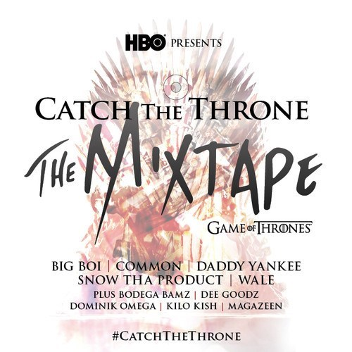 Music of the Day: Catch the Throne With This Game of Thrones Mixtape
