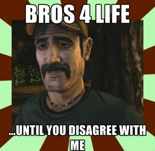 BFFs,telltale games,The Walking Dead