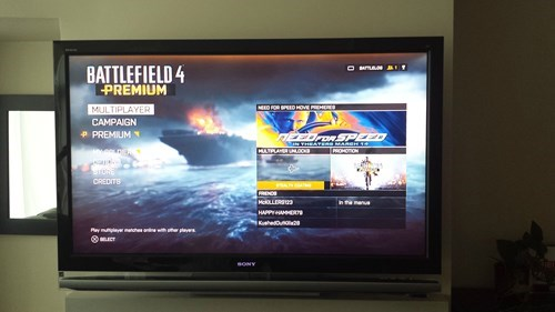 EA,Battlefield 4,video games