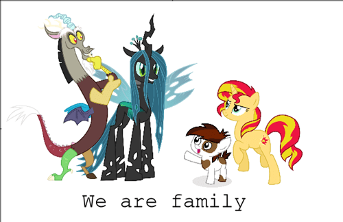Know Your Mare family